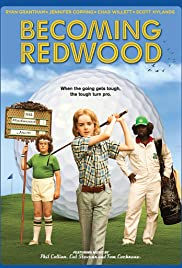 Becoming Redwood Poster