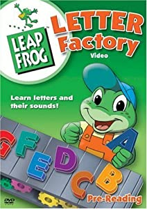 No cost movie downloads LeapFrog: The Letter Factory USA [SATRip]