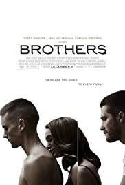 Brothers (2009) Poster - Movie Forum, Cast, Reviews