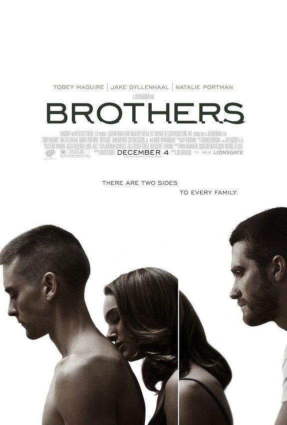 Brothers (2009) BluRay 480p, 720p & 1080p