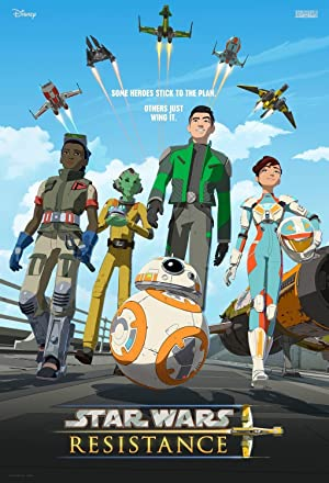 Star Wars Resistance – Dublado / Legendado