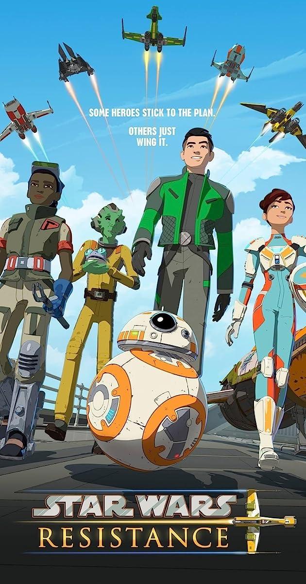 Filmbeschreibung zu Star Wars Resistance