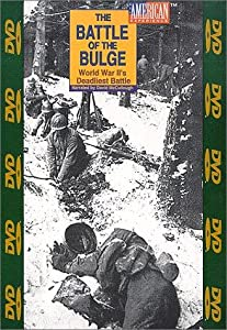Movies website for download The Battle of the Bulge: World War II's Deadliest Battle [HDRip]