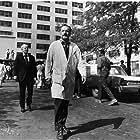 George C. Scott and Stephen Elliott in The Hospital (1971)