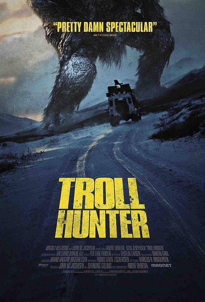 Trolių medžiotojai / The troll hunter (2010) Online