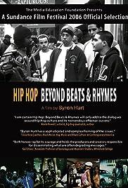 Hip-Hop: Beyond Beats & Rhymes Poster