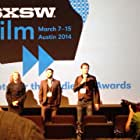 Patrick's Day SXSW q&a ( Kerry Fox, Moe Dunford & writer/director Terry McMahon)