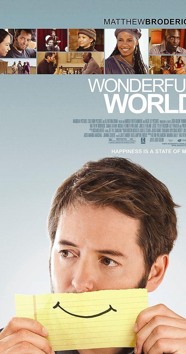 Subtitle of Wonderful World