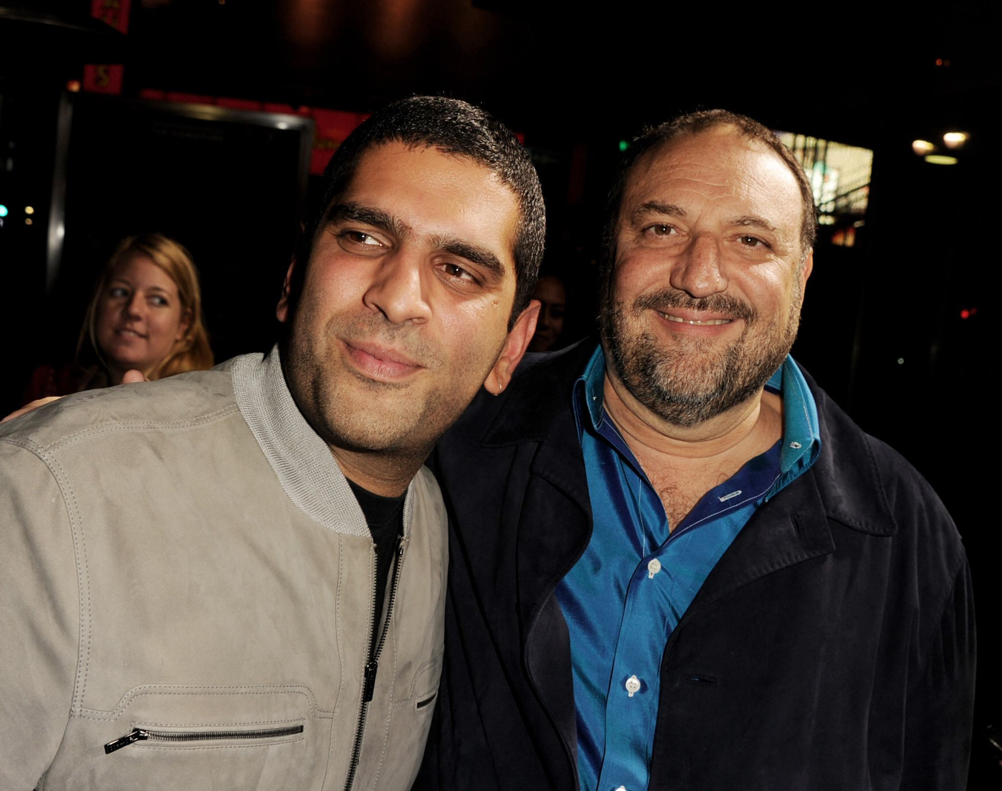 Joel Silver and Nima Nourizadeh at an event for Project X (2012)