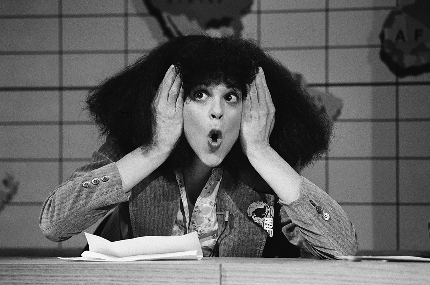 Gilda Radner at an event for Saturday Night Live 1975