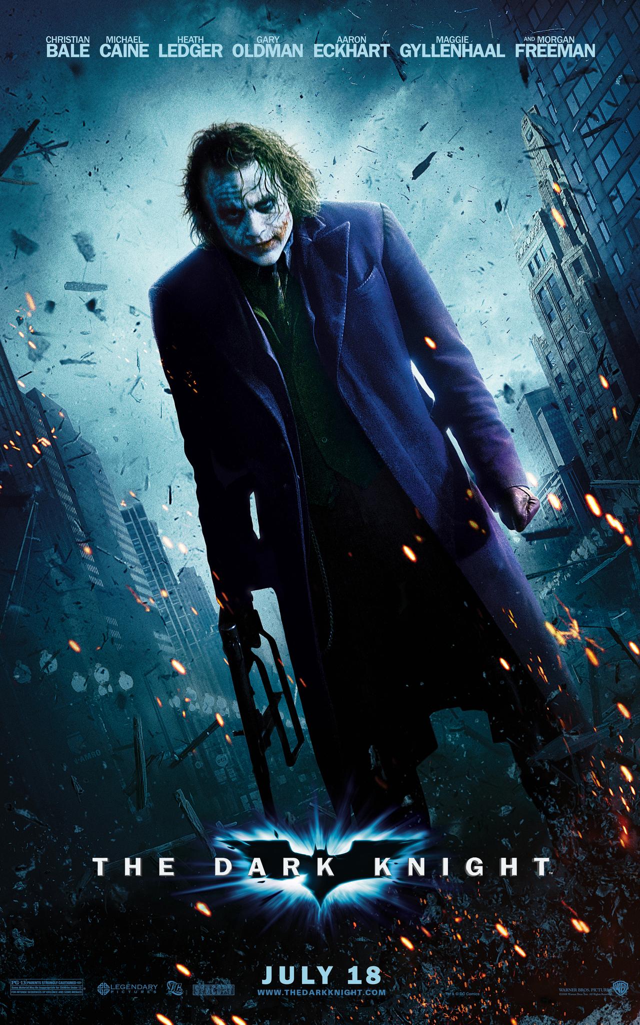 The Dark Knight 2008 Gallery IMDb