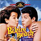 Frankie Avalon, Annette Funicello, Mary Hughes, and Harvey Lembeck in Bikini Beach (1964)