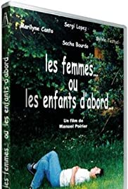 Women or Children First Poster