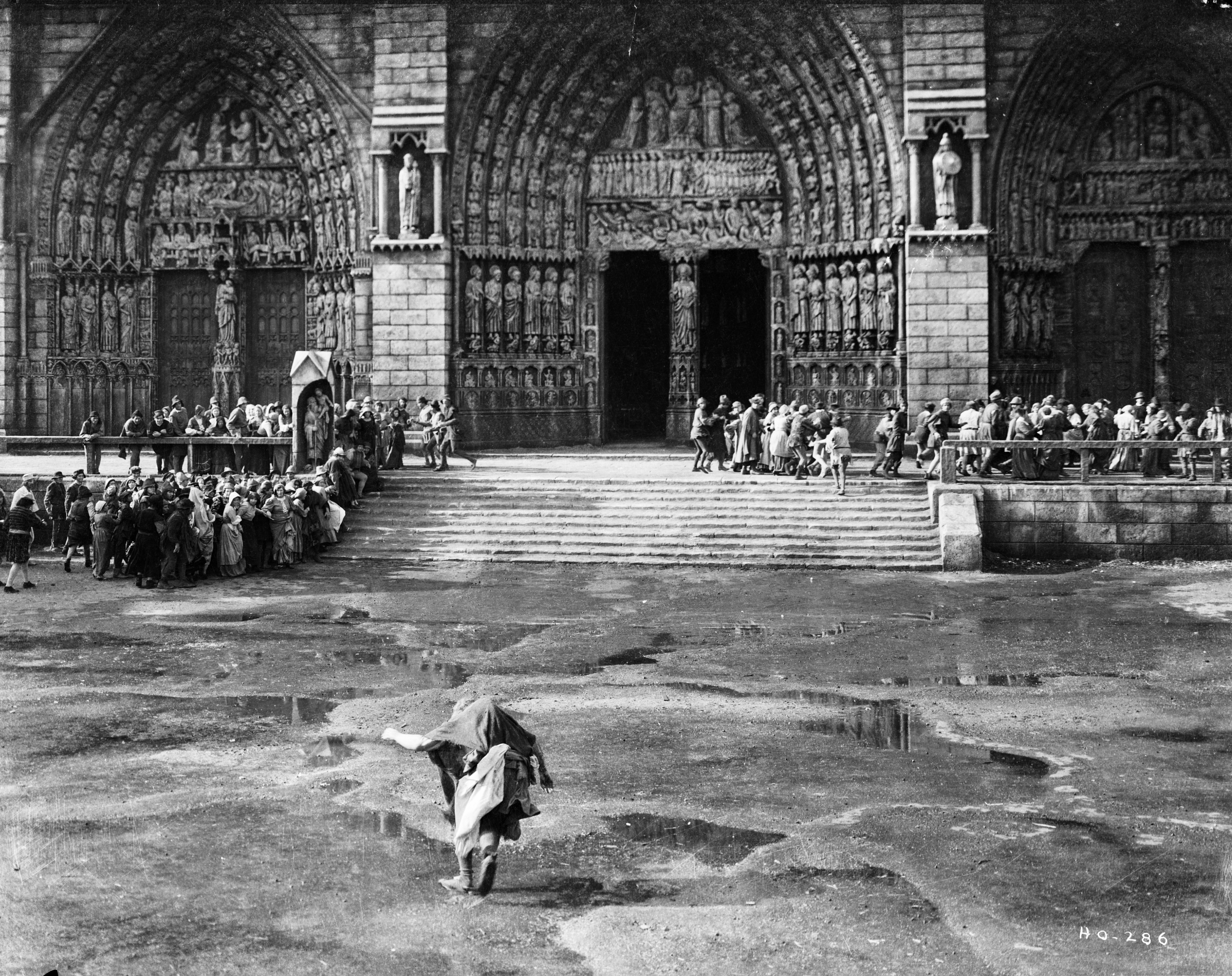 Charles Laughton in The Hunchback of Notre Dame (1939)