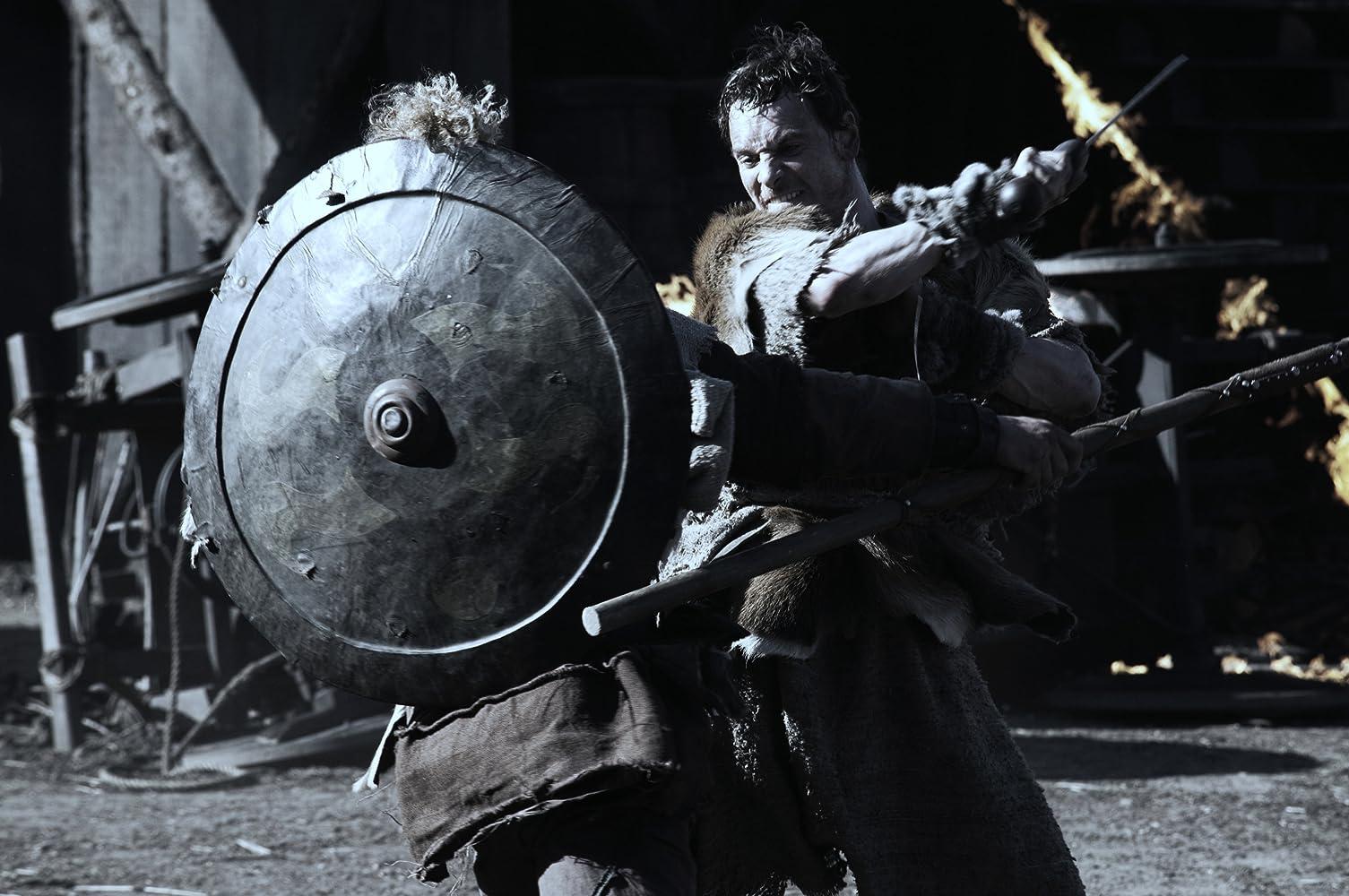 Michael Fassbender in Centurion (2010)