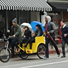Zooey Deschanel, Max Greenfield, Damon Wayans Jr., and Hannah Simone in New Girl (2011)