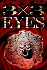 3x3 Eyes Poster