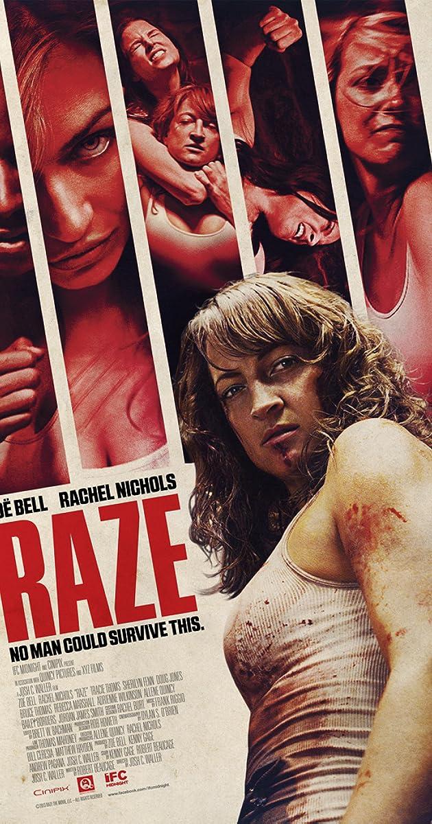 Subtitle of Raze