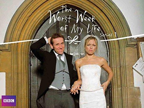 Sarah Alexander and Ben Miller in The Worst Week of My Life (2004)