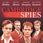 Tom Hollander, Rupert Penry-Jones, Toby Stephens, and Samuel West in Cambridge Spies (2003)