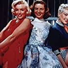 """M. Monroe, Lauren Bacall & Betty Grable """"How To Marry A Millionaire"""" 1953"""