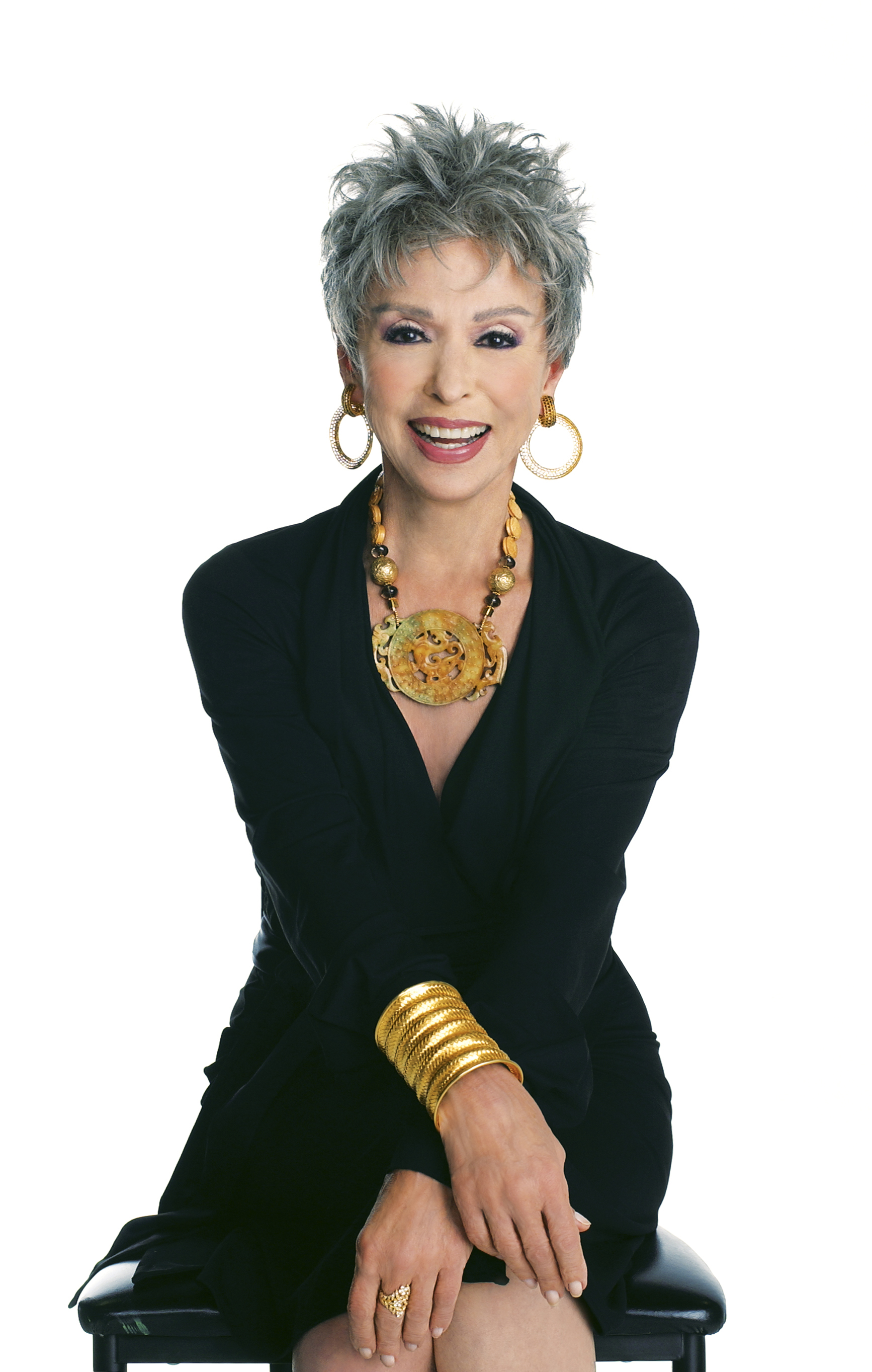 Rita Moreno: Movies, TV, and Bio