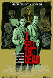 I Sell the Dead Poster