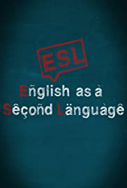 ESL - English as a Second Language Poster