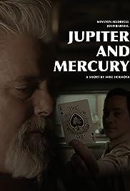 Jupiter and Mercury Poster