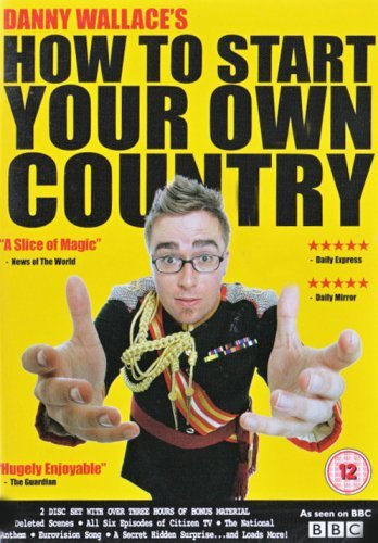 Danny Wallace in How to Start Your Own Country (2005)