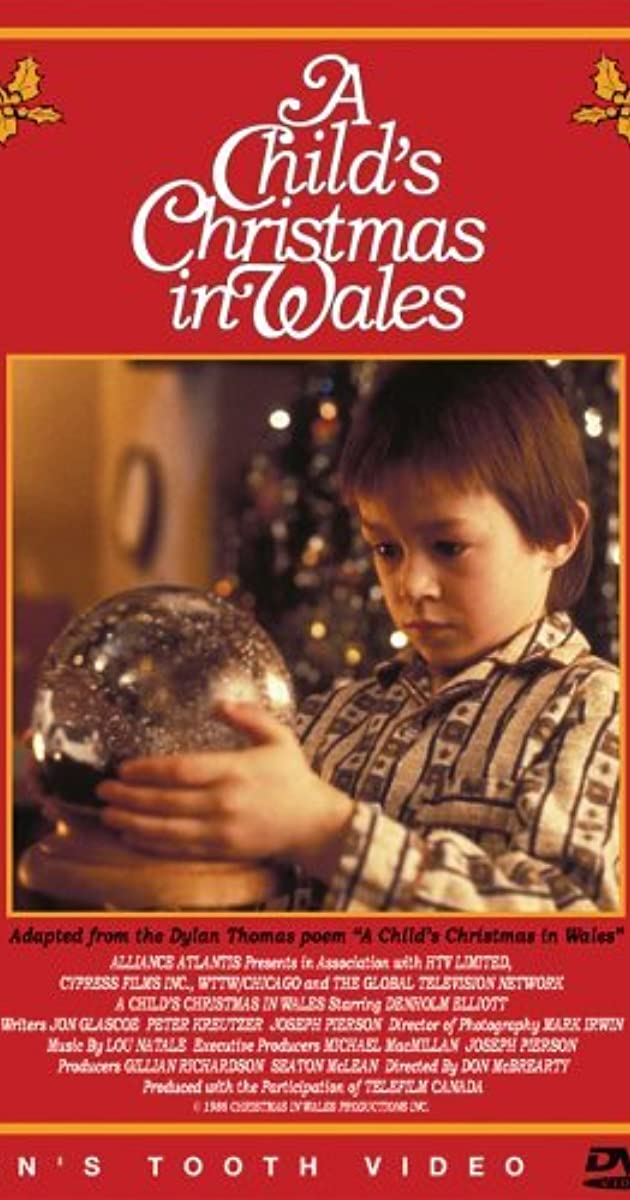 a childs christmas in wales tv movie 1987 imdb - Christmas In Wales