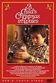 a childs christmas in wales poster