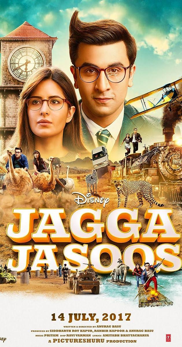 Subtitle of Jagga Jasoos