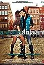 Anjaana Anjaani (2010) Poster