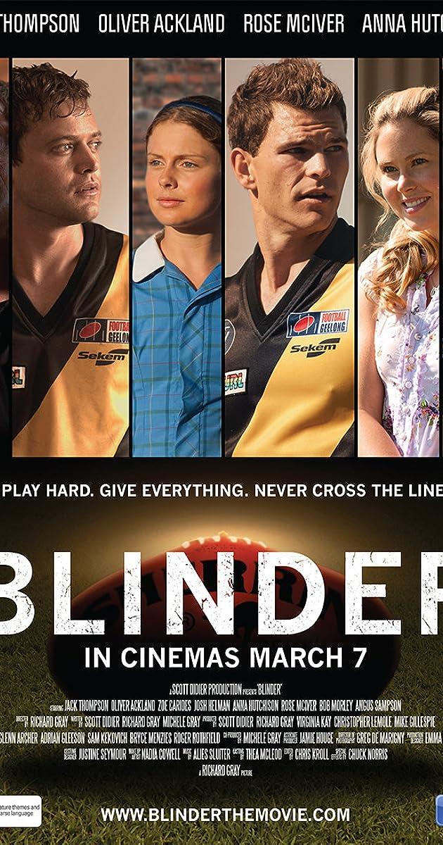 Subtitle of Blinder