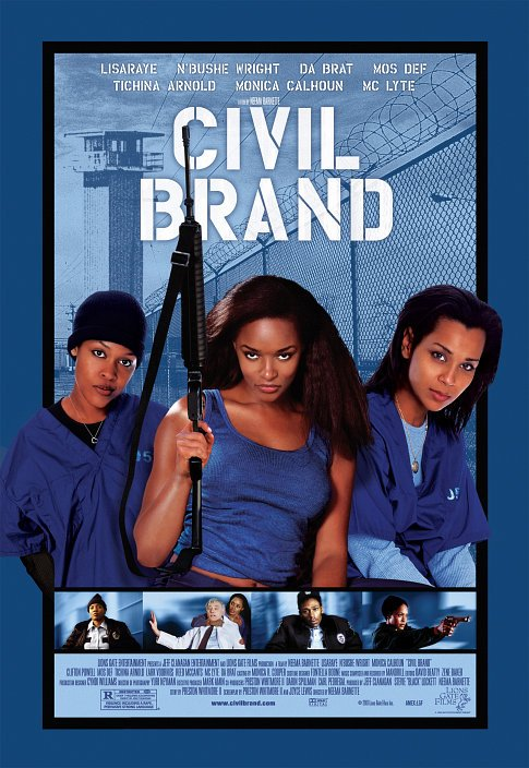 Civil Brand (2002) UNCUT 480p WEB-DL x264 Eng Subs [Dual Audio] [Hindi DD 2.0 – English DD 5.1] 400MB