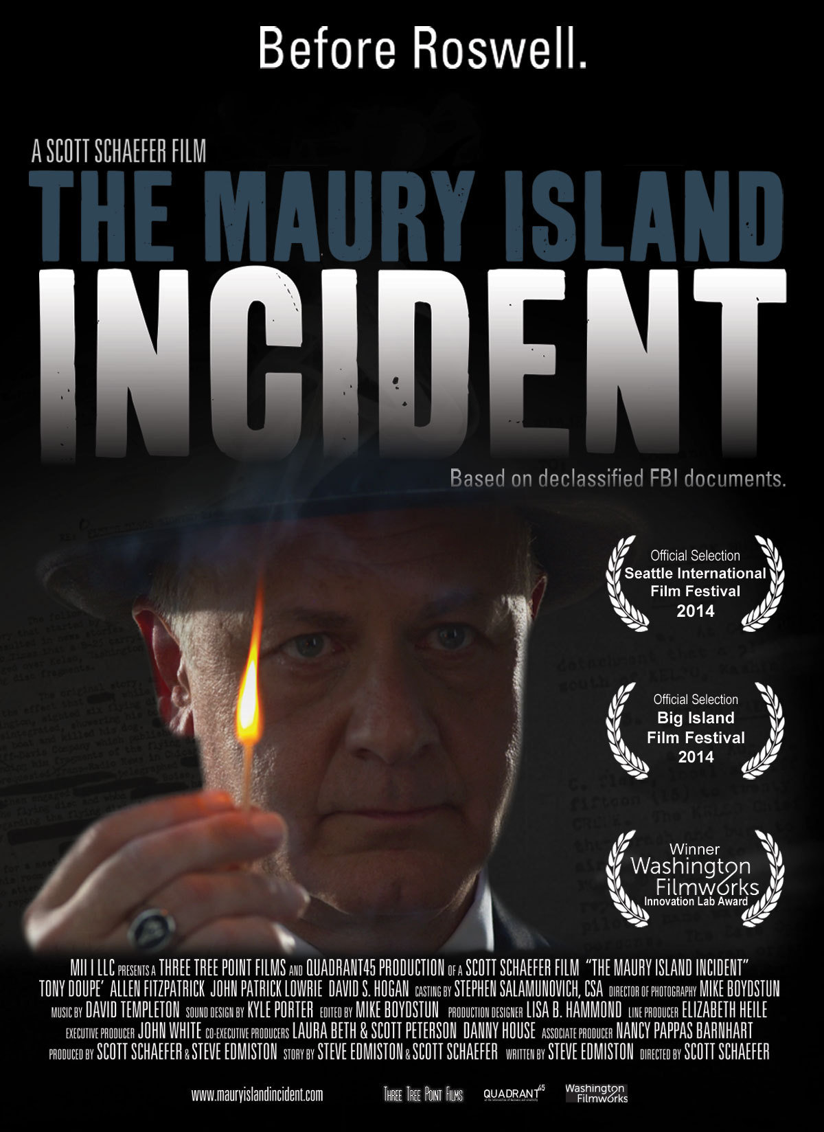 The Maury Island Incident hd on soap2day