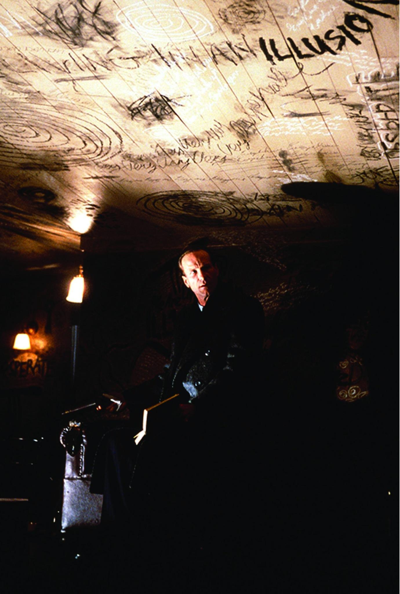 William Hurt in Dark City (1998)