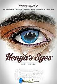 Kenya's Eyes Poster