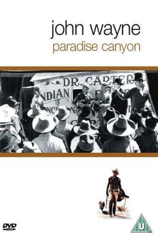 John Wayne, Marion Burns, Gordon Clifford, Earle Hodgins, and Perry Murdock in Paradise Canyon (1935)
