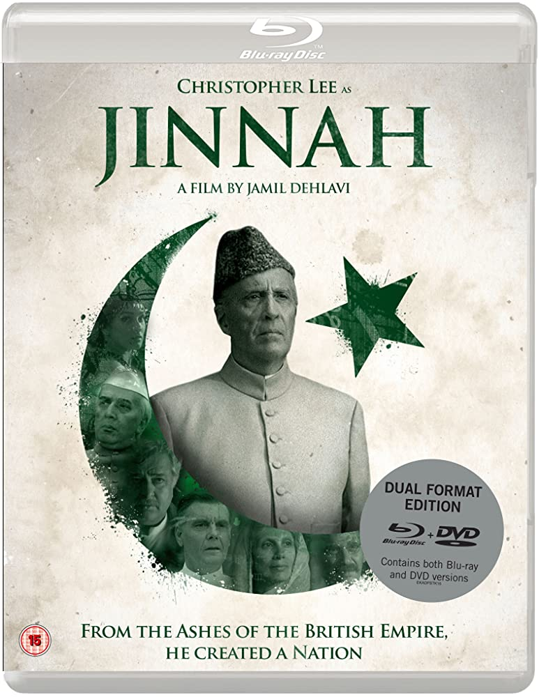 Christopher Lee, Shashi Kapoor, Maria Aitken, James Fox, and Indira Varma in Jinnah (1998)