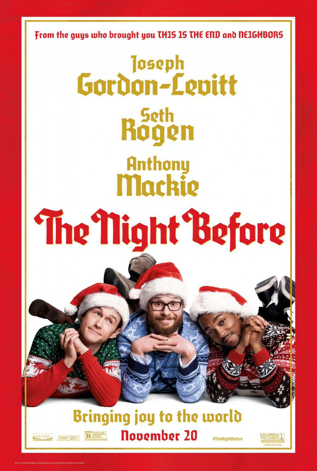The Night Before (2015) - IMDb