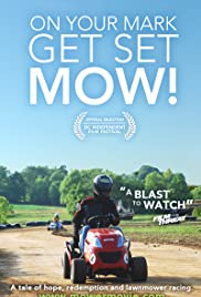 On Your Mark, Get Set, MOW! Poster