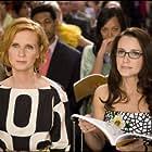 Kristin Davis and Cynthia Nixon in Sex and the City (2008)