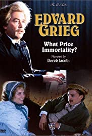 Edvard Grieg: What Price Immortality? Poster
