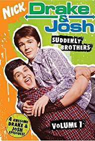 Drake Bell, Jonathan Goldstein, Josh Peck, Nancy Sullivan, and Miranda Cosgrove in Drake & Josh (2004)