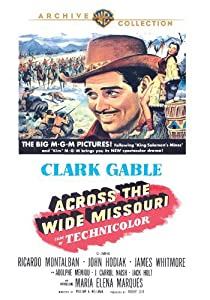 Movies quality download Across the Wide Missouri Raoul Walsh [FullHD]
