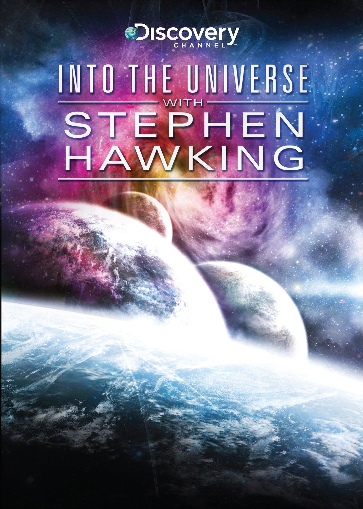 STEPHENO HAWKINGO VISATA (1 Sezonas) / STEPHEN HAWKING'S UNIVERSE Season 1
