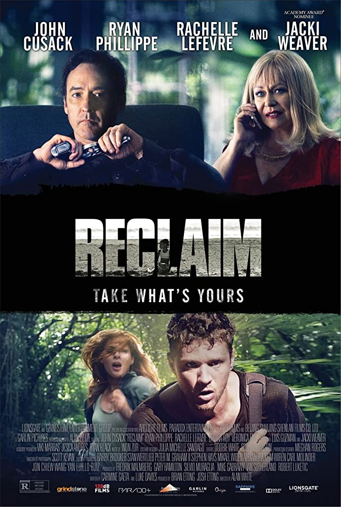 Reclaim (2014) Hindi Dubbed