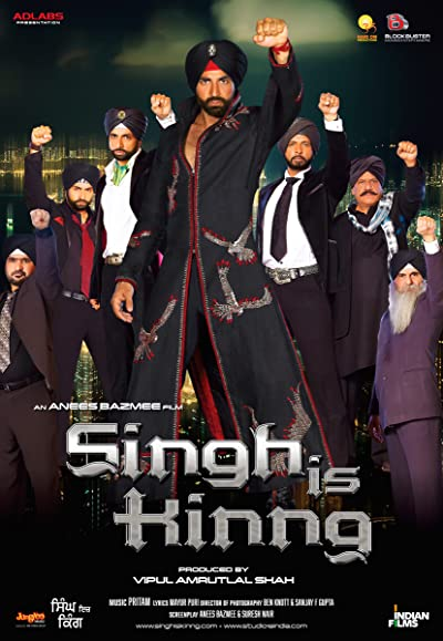 Singh Is Kinng 2008 Full Hindi Movie Download 720p HDRip